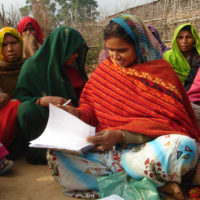 Women's Empowerment-Self Help Groups